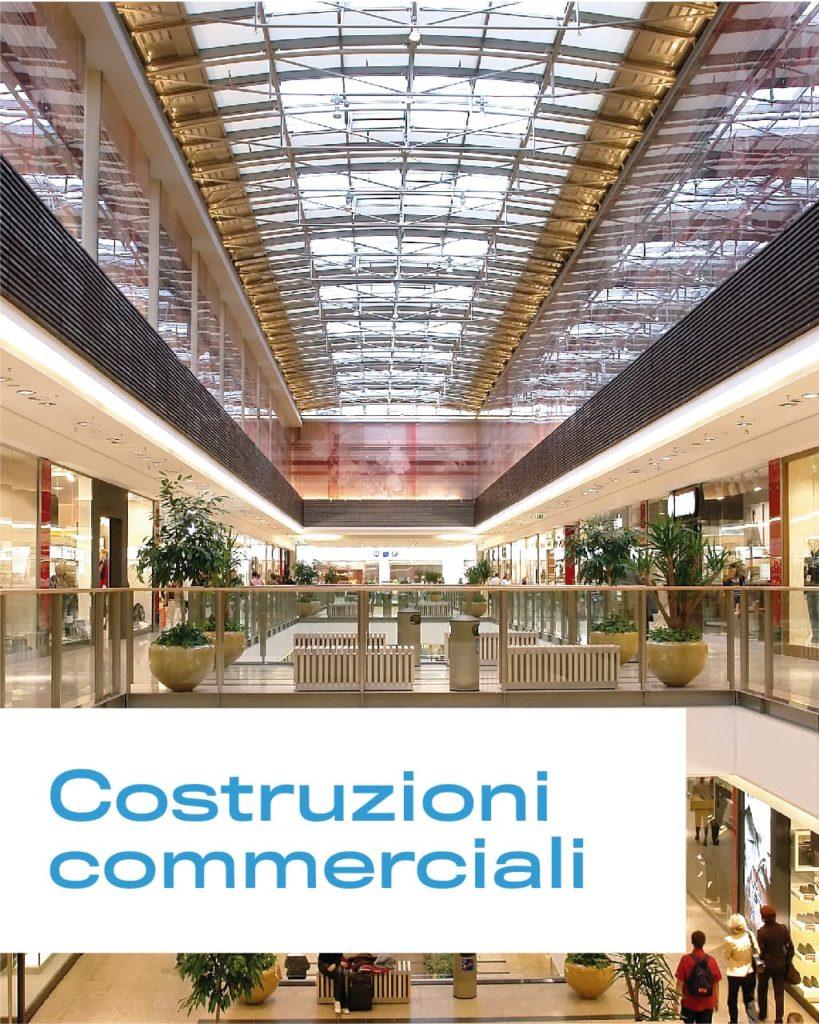 Costruzioni commerciali in Sardegna - Urbana