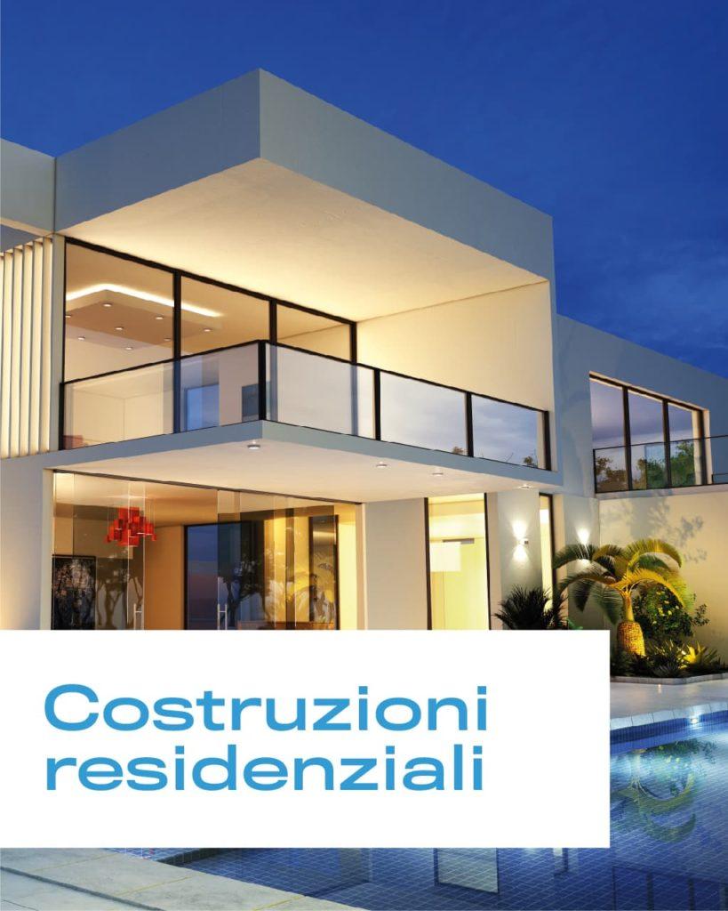 Impresa edile Cagliari (Sardegna) per costruzioni residenziali